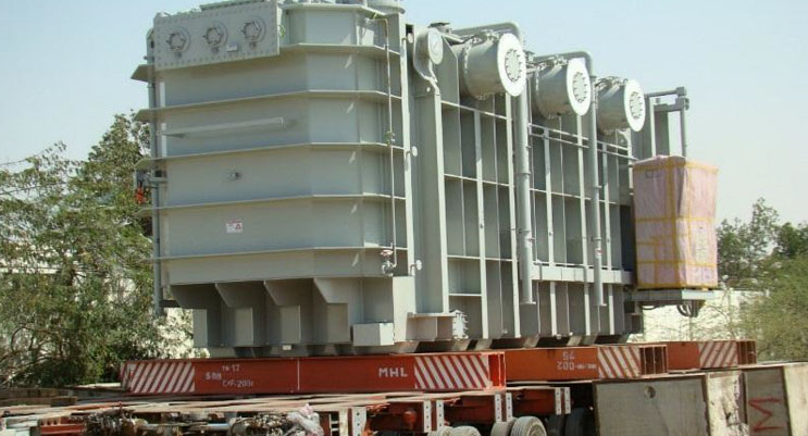 Jeddah Central Project Transformers